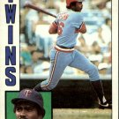 1984 Topps 193 Darrell Brown RC
