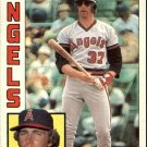 1984 Topps 643 Mike C. Brown RC