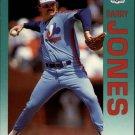 1992 Fleer 484 Barry Jones