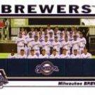 2004 Topps #653 Milwaukee Brewers TC