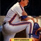 1988 Donruss Pop-Ups #20 Davey Johnson MG