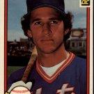 1982 Donruss #427 Doug Flynn