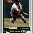 2004 Fleer Tradition #156 Marlon Anderson
