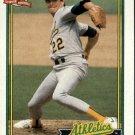 1991 Topps 728 Scott Sanderson