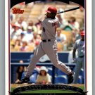 2006 Topps #215 Garret Anderson