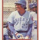 1982 Fleer 591 Hector Cruz