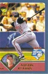 2003 Topps Opening Day #75 Austin Kearns