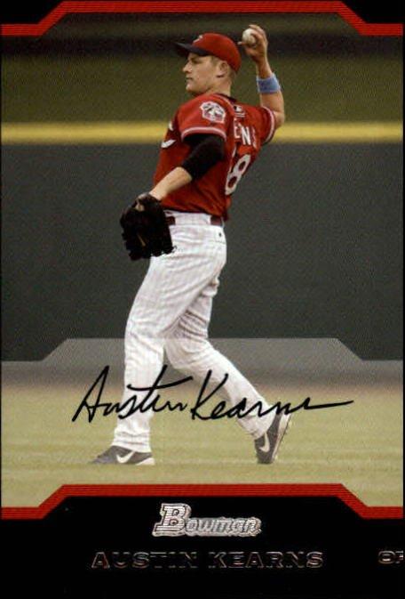 2004 Bowman #109 Austin Kearns