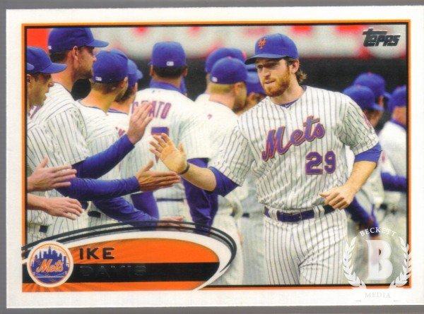 2012 Topps #24 Ike Davis