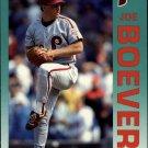 1992 Fleer 523 Joe Boever