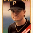 1988 Topps 244 Jeff D. Robinson