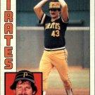 1984 Topps 616 Don Robinson