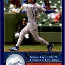 2003 Topps #333 Shawn Green SH