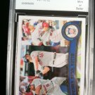2011 Topps #318 Albert Pujols-Joey Votto-Adam Dunn Beckett Graded -PSA 10