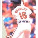 1990 Leaf 138 Phil Bradley