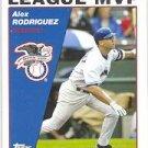 2004 Topps #716 Alex Rodriguez MVP