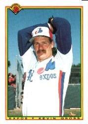 1990 Bowman 109 Kevin Gross