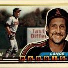 1989 Topps Big #250 Lance Parrish ( Baseball Cards )