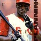 1995 Emotion #119 Reggie Sanders