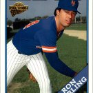 2005 Topps All-Time Fan Favorites #74 Ron Darling