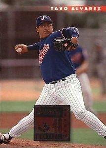 1996 Donruss #516 Tavo Alvarez