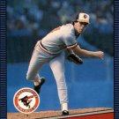 1986 Donruss 169 Storm Davis