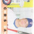 2009 Topps Heritage #104 Chris Davis