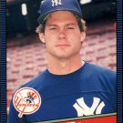 1986 Donruss 492 Brian Fisher RC