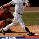 2005 Leaf #137 Jason Giambi