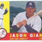 2009 Topps Heritage #370 Jason Giambi