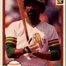 1982 Donruss #339 Cliff Johnson