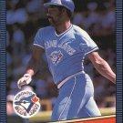 1986 Leaf/Donruss #250 Cliff Johnson