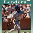 1992 Fleer 689 Howard Johnson LL