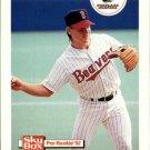 1992 SkyBox AAA #186 Shawn Gilbert