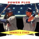 2009 Topps Heritage #260 Manny Ramirez/Andre Ethier