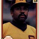 1982 Donruss #346 Ruppert Jones