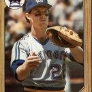 1987 Topps 376 Scott Bradley