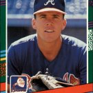1991 Donruss 736 Kelly Mann