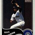 2003 Bazooka Minis #259 Mike Cameron