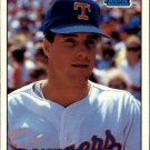 1992 Donruss 401 Barry Manuel RR