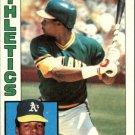 1984 Topps 103 Dwayne Murphy