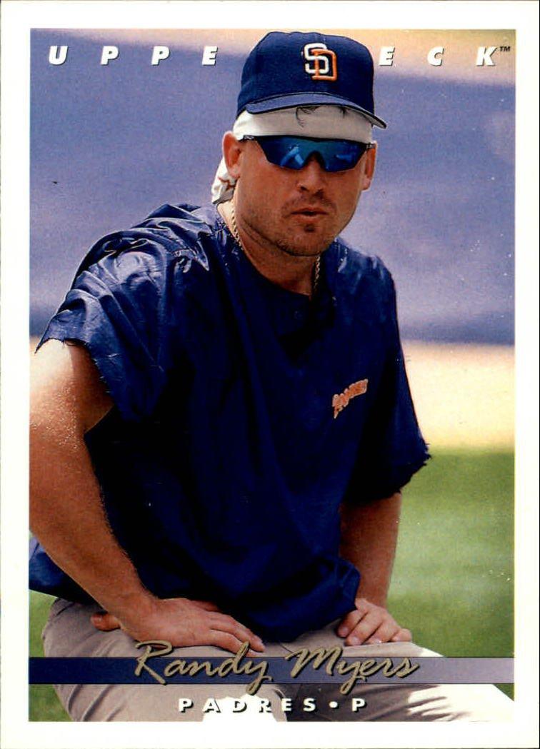 1993 Upper Deck #283 Randy Myers