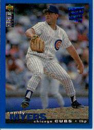 1995 Collector's Choice SE #81 Randy Myers
