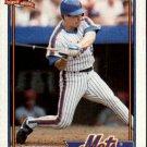 1991 Topps 30 Gregg Jefferies