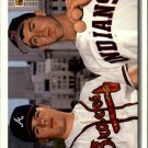 1992 Upper Deck 1 Ryan Klesko CL/Jim Thome