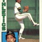 1984 Topps 189 Tim Conroy RC