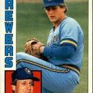 1984 Topps 349 Bob L. Gibson RC