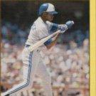 1991 Fleer 174 Tony Fernandez