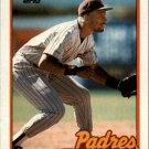 1989 Topps 481 Chris Brown