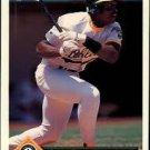 1993 Donruss 447 Jerry Browne